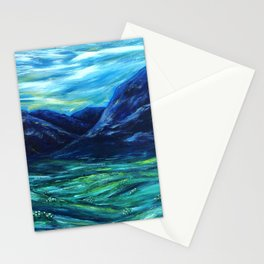 Flowers in the Fields Stationery Cards