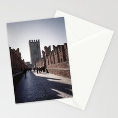 Faded Memories: Ponte Scaligero Stationery Cards
