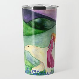 East of the Sun, West of the Moon Travel Mug