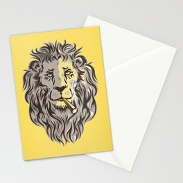 Mr. King Stationery Cards