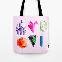 Crystal and Gemstones Vol 2 Tote Bag