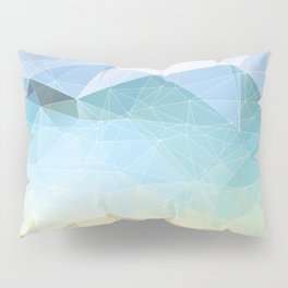 Between Earth and Sky Pillow Sham