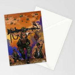 War Machine - The Nam Dude Stationery Cards