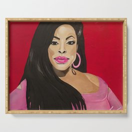 NIECY NASH BY ROBERT DALLAS Serving Tray