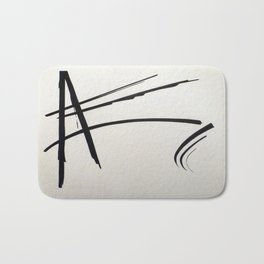 Abstact Bath Mat