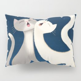 Moonlight Duet Pillow Sham