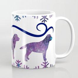 Purple Galactic Coffee Mug