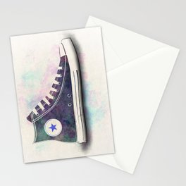 Chucks Stationery Cards