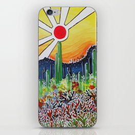 Nature's City iPhone Skin