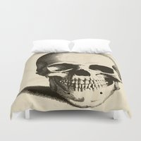 fig Duvet Covers featuring Fig 1.1 by Steal This Art