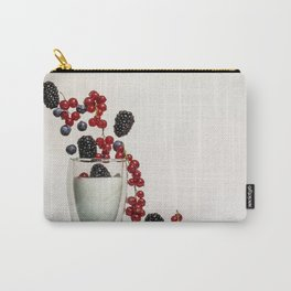 fruits and yogurt Carry-All Pouch