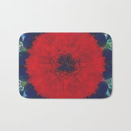 Flower Power 11 Bath Mat