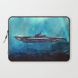 Pirate Submarine Laptop Sleeve