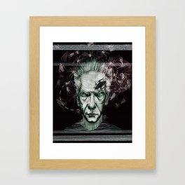 Cronenberg Framed Art Print