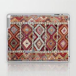 Gaziantep  Antique Turkish Rug Print Laptop & iPad Skin