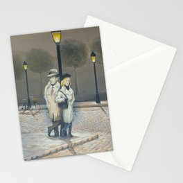 Midnight in Paris Stationery Cards