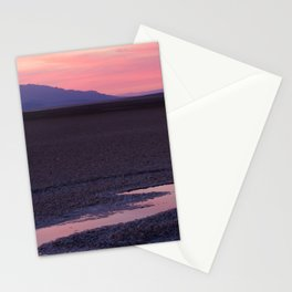 Death Valley Sunset Stationery Cards