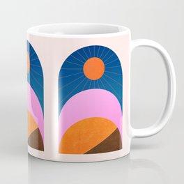 Abstraction_Sunshine_Minimalism_001 Coffee Mug