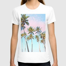 Coconut Palms #society6 #decor #buyart T-shirt