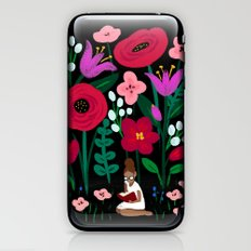 Little Reader iPhone & iPod Skin