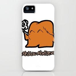 Mellow Monster iPhone Case