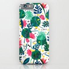 Cool summer Slim Case iPhone 6s