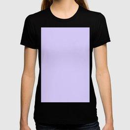 Pale Lavender Violet T-shirt