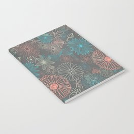 Grey Dreams Notebook