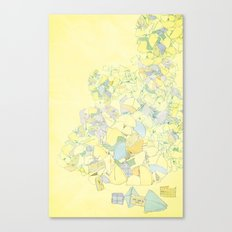 What's Your Fortune? Canvas Print