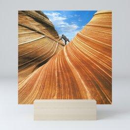 Awesome Beauty: Paria Canyon Mini Art Print
