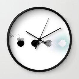 Syncopation Wall Clock