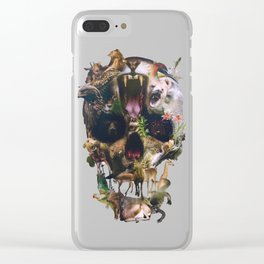 Kingdom Clear iPhone Case