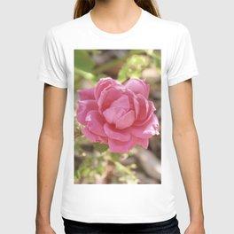 Vintage Pink Hydrangea T-shirt
