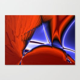 splitter Canvas Print