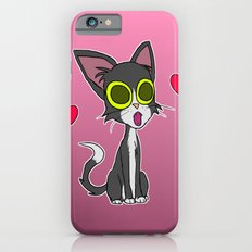 Feline In Love iPhone 6s Slim Case