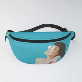 Daydreaming Pool Girl Fanny Pack