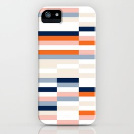 Connecting lines 2. iPhone Case