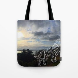 Call of the wild // #TravelSeries Tote Bag