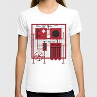 rocky horror T-shirts featuring Rocky Horror Control Panel by Shawn Hall Design