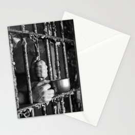Thirsty for trouble... Stationery Cards
