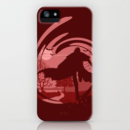 The Lord Vampire iPhone Case
