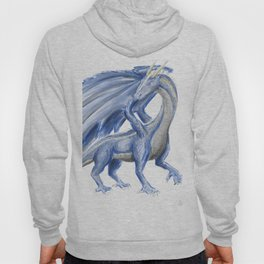 Blue Dragon Hoody