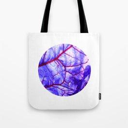 bloodstream abstract III Tote Bag
