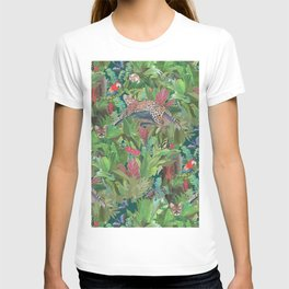 Into the Wild Emerald Forest T-shirt
