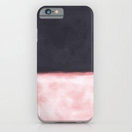 Rothko Inspired #9 iPhone Case