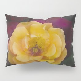 Roses (double exposure version) Pillow Sham