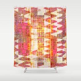 Bright intermeZZo Shower Curtain