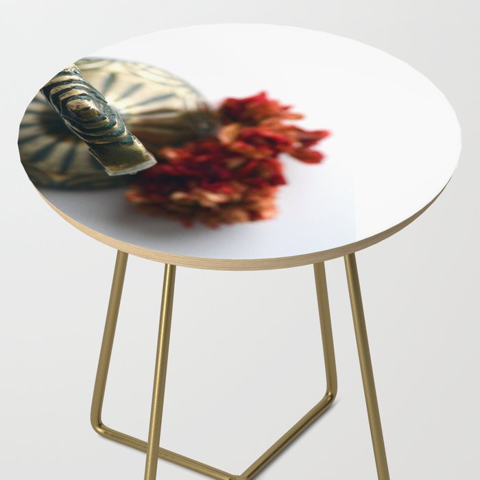 Flower bells in Side Table