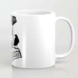 Mjolnir - Thor's hammer Coffee Mug