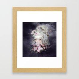Bound To Vulnerability Framed Art Print